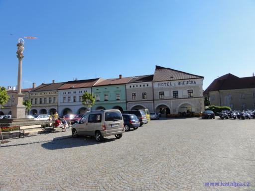 Hotel u Broučka - Nové Město nad Metují