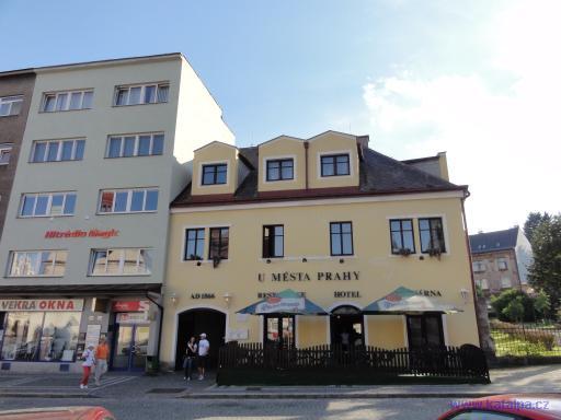 U města Prahy - Náchod
