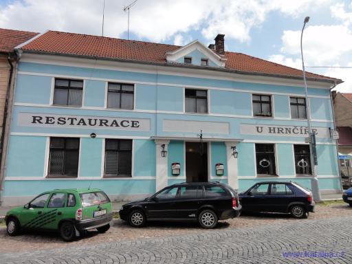 Restaurace U Hrnčíře - Kostelec nad Černými Lesy