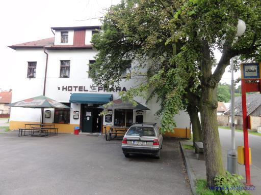 Hotel Praha - Vyžlovka