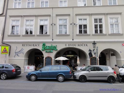 Restaurace U Dvou Koček - Praha