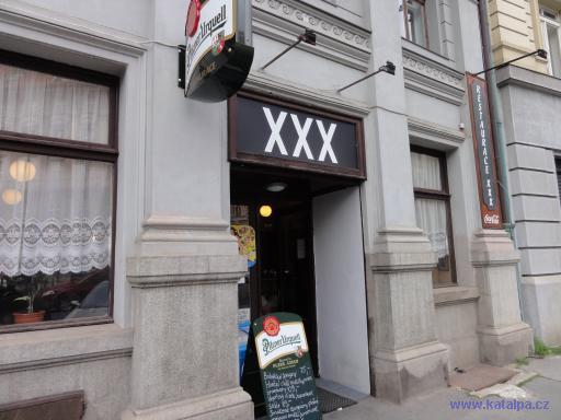 Restaurace XXX - Praha