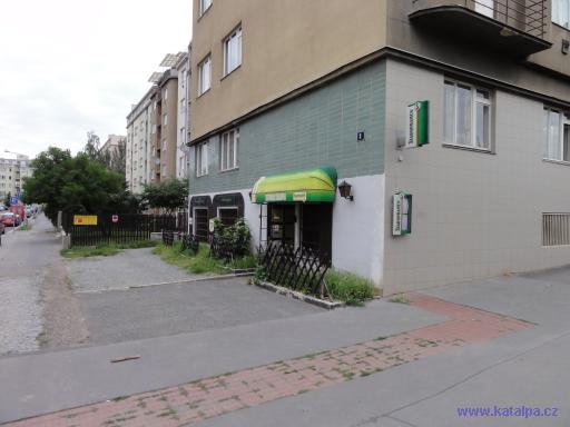 Restaurace Chaloupka - Praha Žižkov