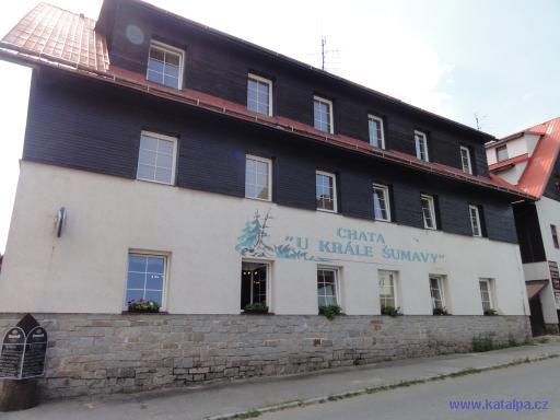 Chata U Krále Šumavy - Kvilda