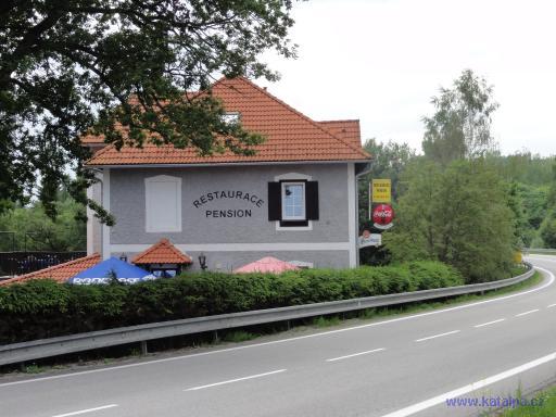 Restaurace Pension U Nešlehů - Hůrka