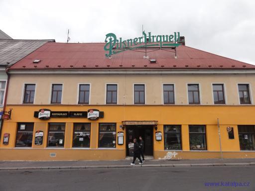 Restaurace Slávie - Teplice