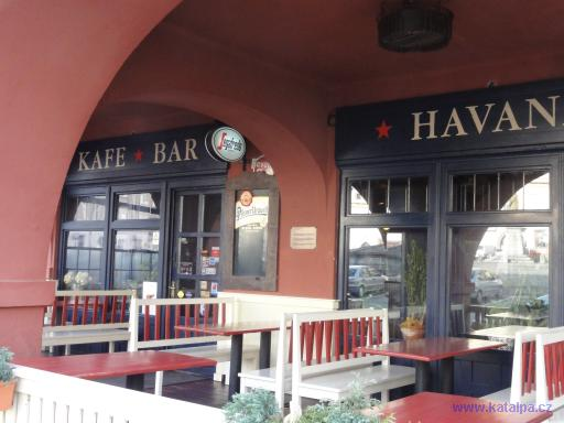 Kafe bar Havana - Tábor