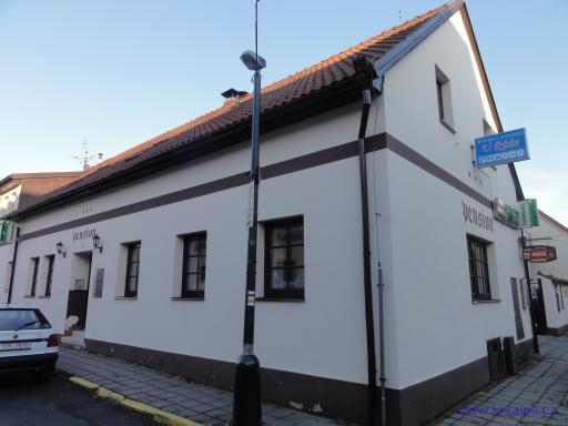 Penzion a restaurace U Růže - Sezimovo Ústí