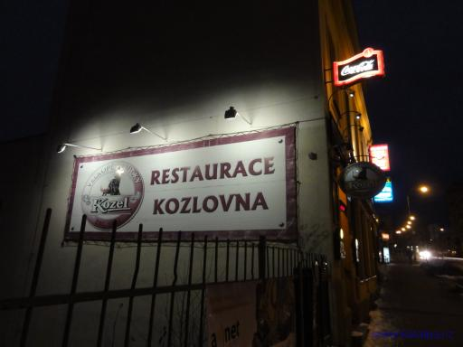 Restaurace Kozlovna - Liberec