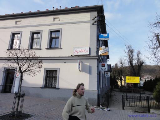 Hotel Slánka - Černošice