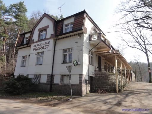 Restaurace Propast - Hradec