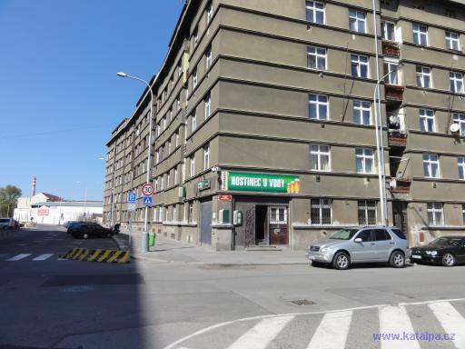 Hostinec U vody - Praha Holešovice