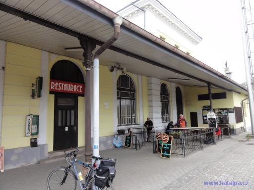 Restaurace nádraží Turnov