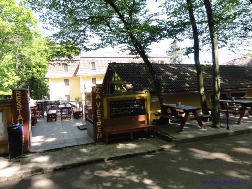 Restaurace Za větrem - Praha