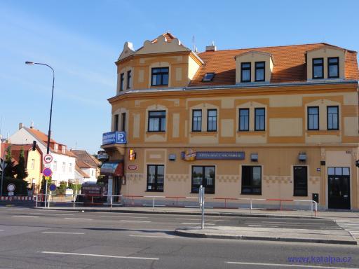 Restaurace Nad Šárkou - Praha
