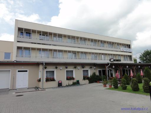 Hotel Sport - Štětí
