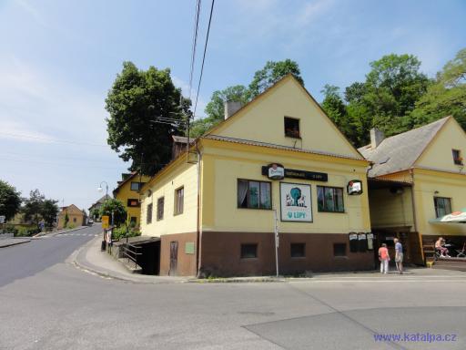 Restaurace U lípy - Nižbor