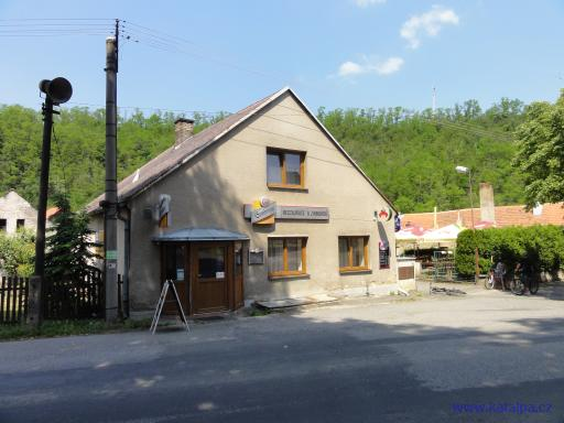Restaurace U Zikmundů - Městečko