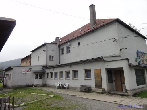 Hospoda U Blakáčka - Hoštejn