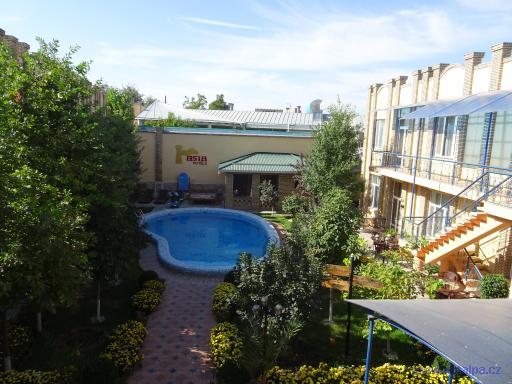 Hotel Asia - Samarkand