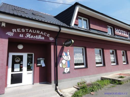 Restaurace u Hostíka - Nošovice