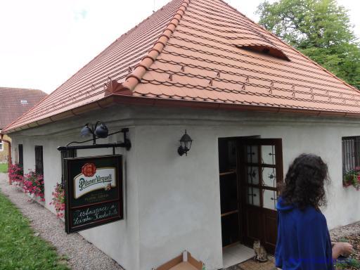 Restaurace U zámku Kratochvíle