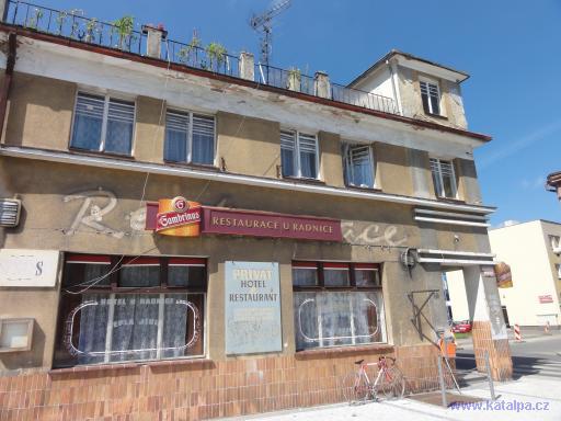 Restaurace U radnice - Bělá pod Bezdězem