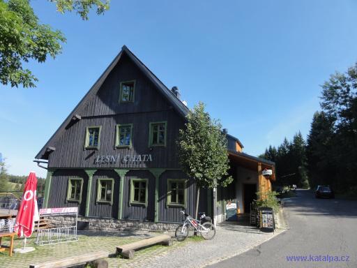 Lesní chata - Bedřichov