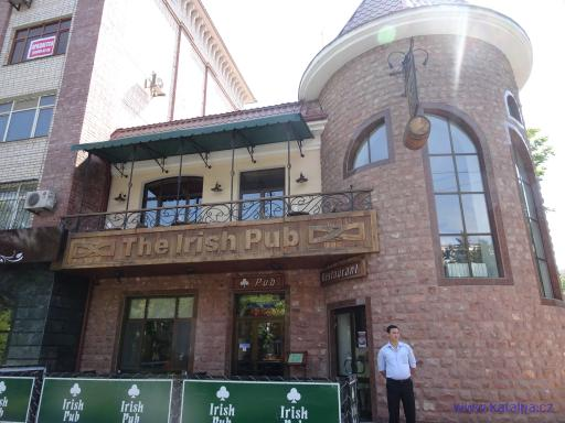 The Irish Pub - Tashkent