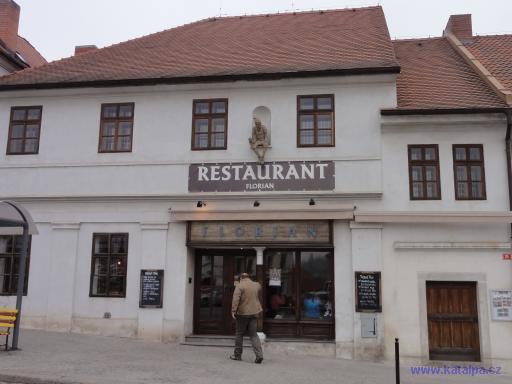 Restaurant Florian - Jílové u Prahy