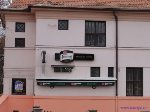 Restaurace Maryša - Těšany