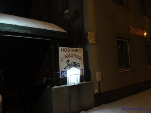 Hostinec U nádraží - Jamné nad Orlicí