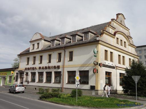 Hotel Radnice - Nýrsko