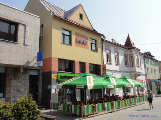 Reštaurácia Majo - Čadca