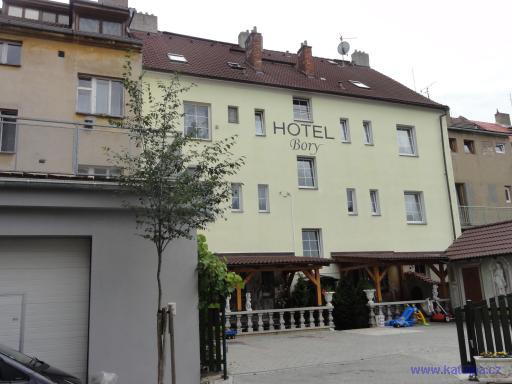 Hotel Bory - Plzeň