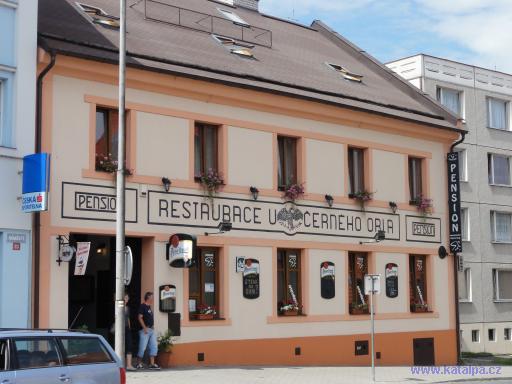 Restaurace U černého orla - Kdyně