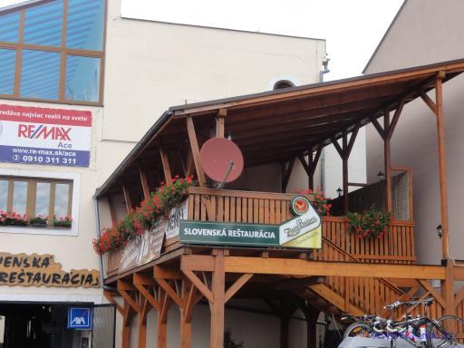 Slovenská reštaurácia - Liptovský Mikuláš