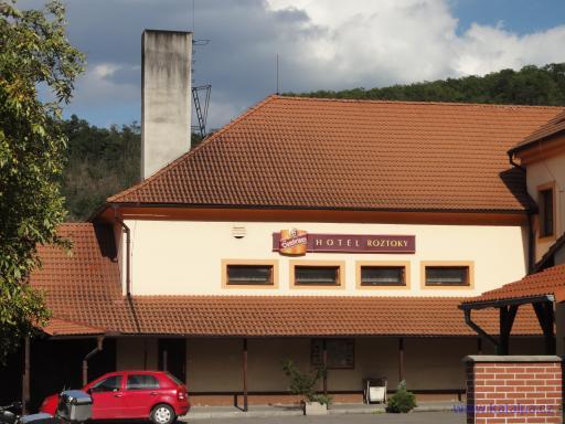 Hotel Roztoky - Roztoky u Křivoklátu