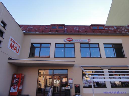 Paparazzi bar - Ostrov nad Ohří
