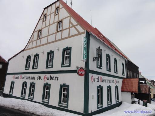 Hotel Restaurant sv. Hubert - Boží Dar