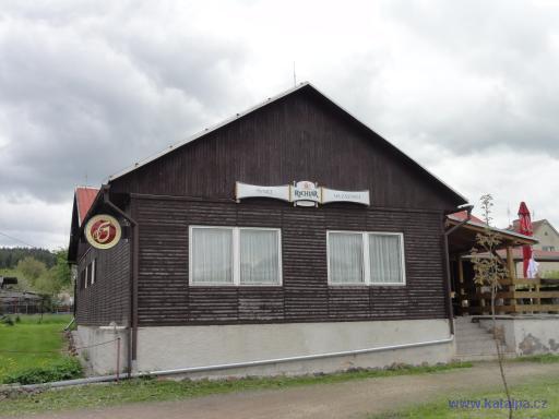 Pivnice Na zastávce - Hory u Mirošova