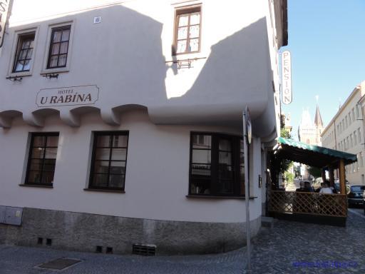 Hotel U Rabína - Kolína