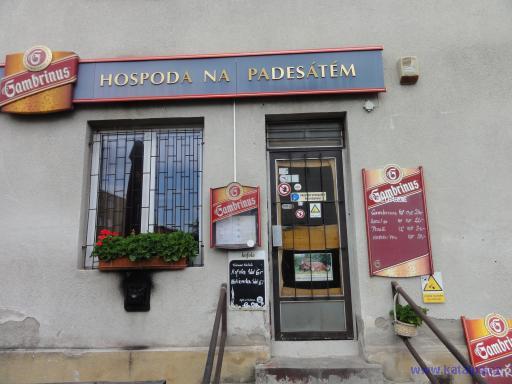 Hospoda Na Padesátém - Praha