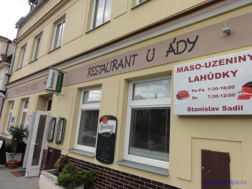 Restaurant U Ády - Praha Nebušice