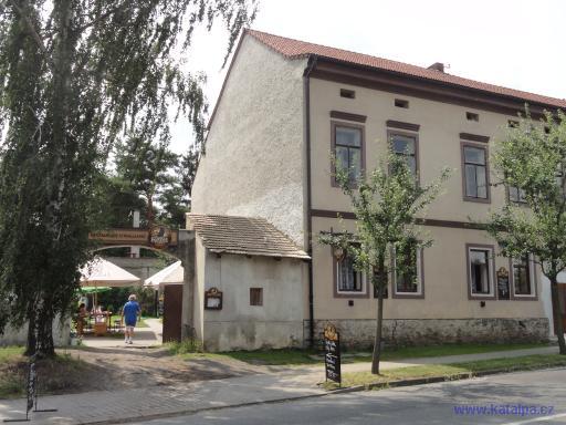 Restaurace U Wallianů - Lázně Toušeň