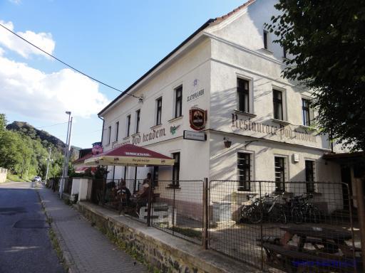 Restaurace Pod hradem - Ústí nad Labem