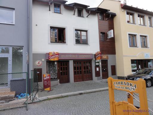 Plzeňská pivnice - Hlinsko