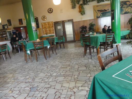 Nádražní restaurace - Prostějov