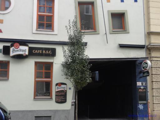 Café R.S.C - Brno