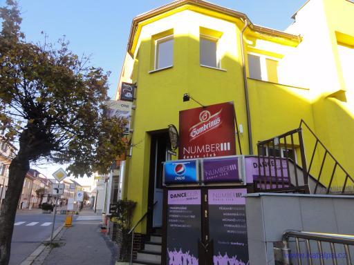 Number 3 dance club - Žďár nad Sázavou